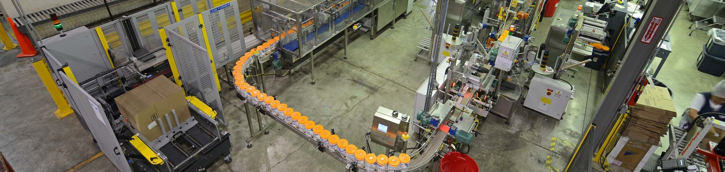 Automated Wet Wipes Line