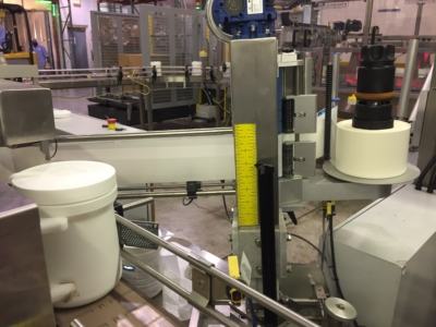 Canister Labeling
