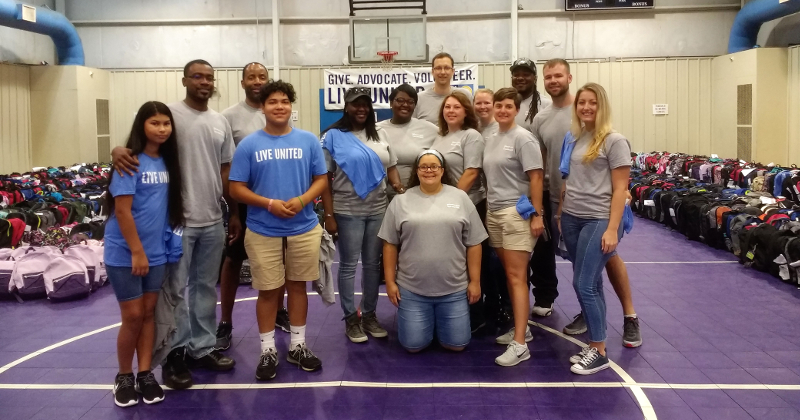 Multi-Pack Solutions partners with United Way of Greenville, donates school supplies